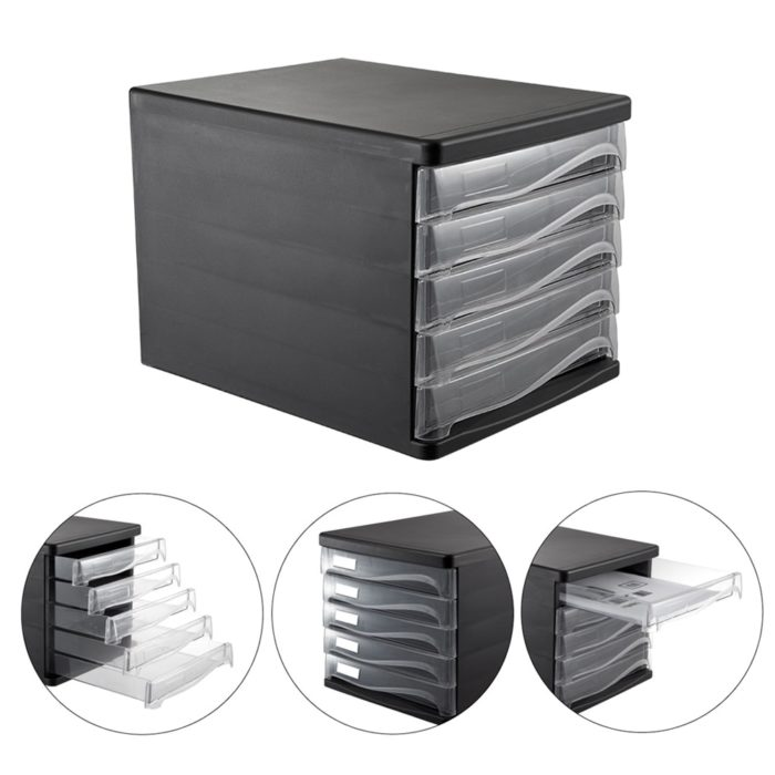 Desktop File Organizer Document Holder