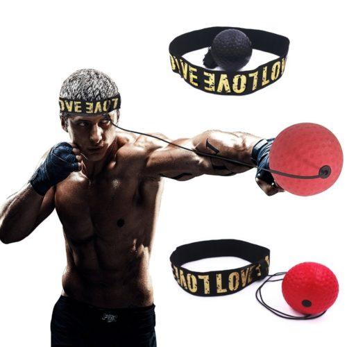 Speed Ball Headband Boxing Equipment