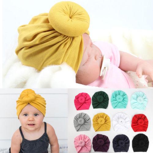 Baby Turban Fashionable Head-wrap