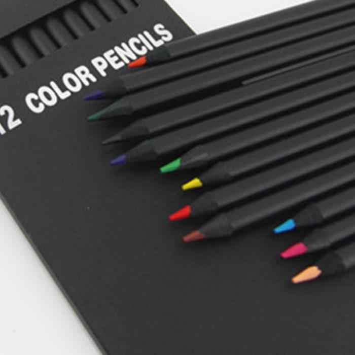 Colored Pencils High-Quality 12PC Set
