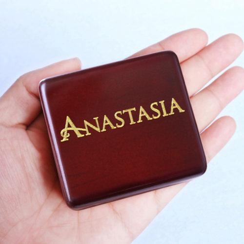 Anastasia Music Box Handmade
