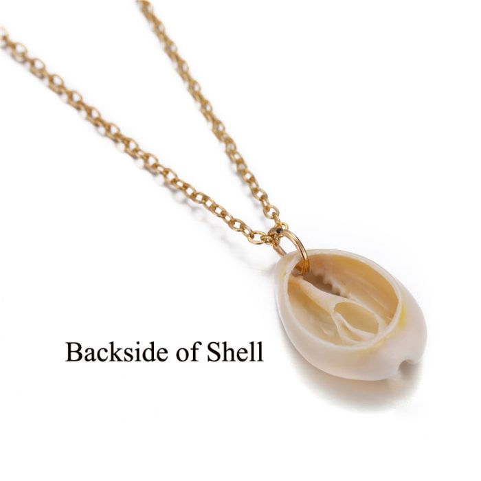 Shell Necklace Fashion Accessory