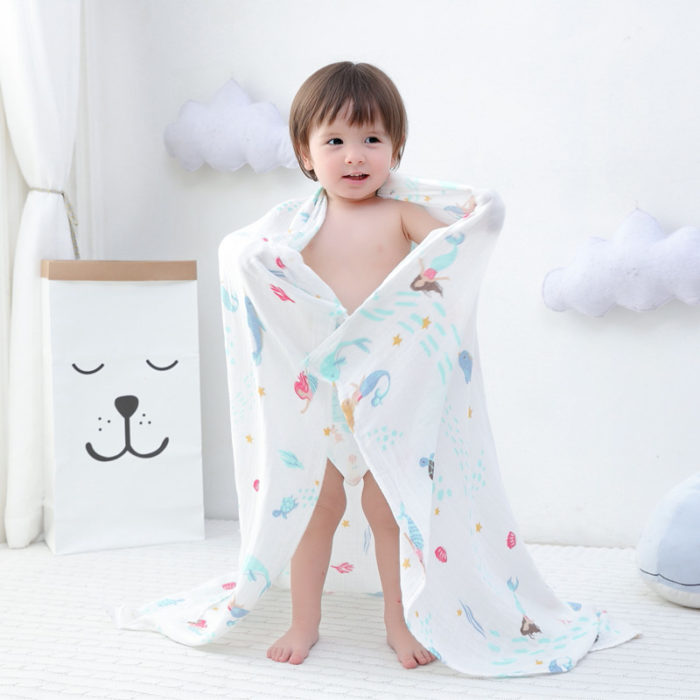 Baby Swaddle Blankets Infant Wrap