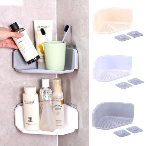 Corner Shelf Bathroom Organizer