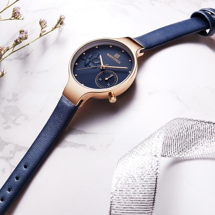 Ladies Fashion Water Resistant Watch