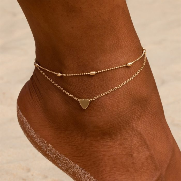 Ankle Chain Fashion Accessory