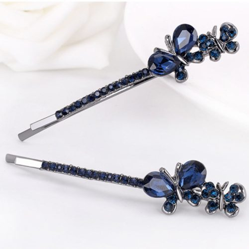Butterfly Hair Clips 2PC Set