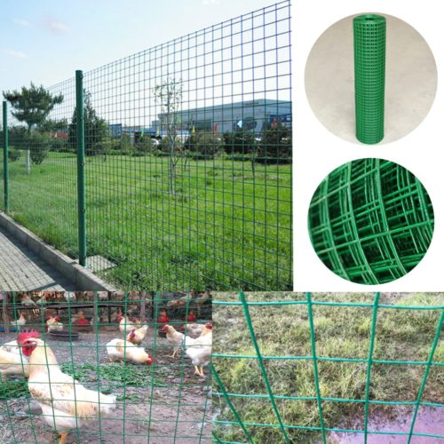 Chicken Wire Netting Fence