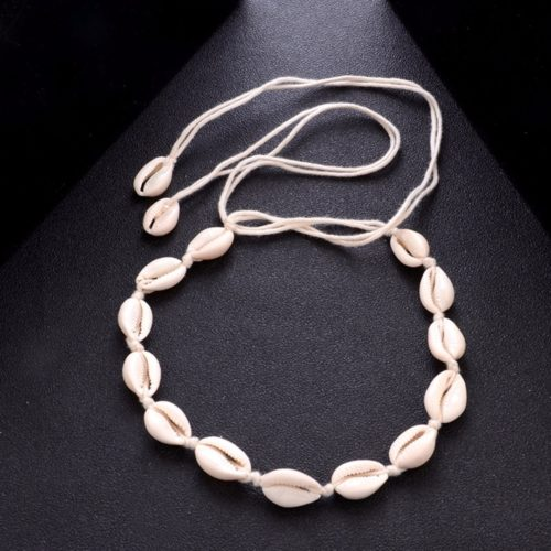 Shell Choker Bohemian Necklace