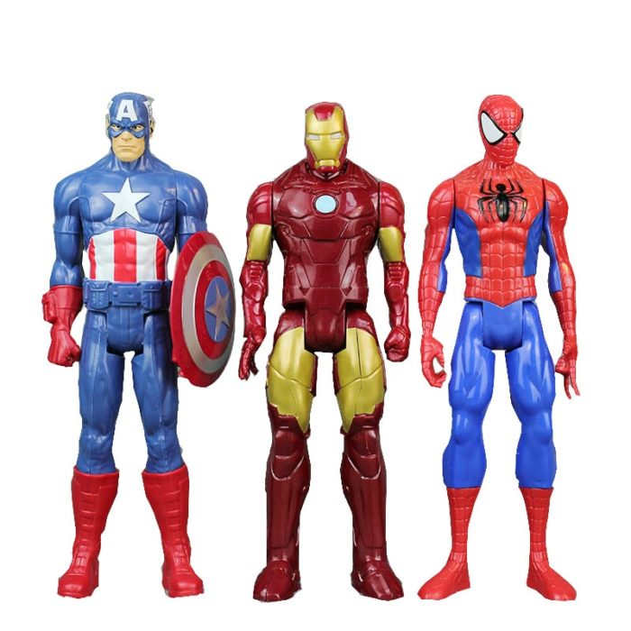 Collectible Toys Avengers Action Figures