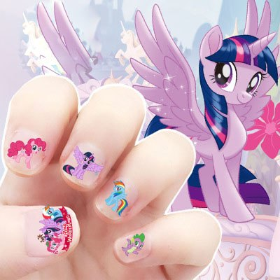 Nail Stickers Kids Nail Art