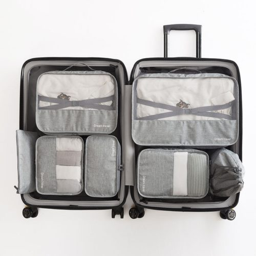 Travel Pouch Luggage Organizers