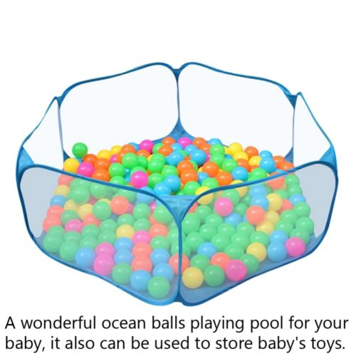 Baby Playpen Foldable Ball Pool