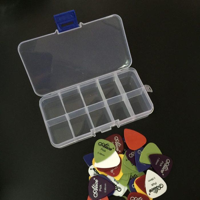 Guitar Picks Plectrum Set