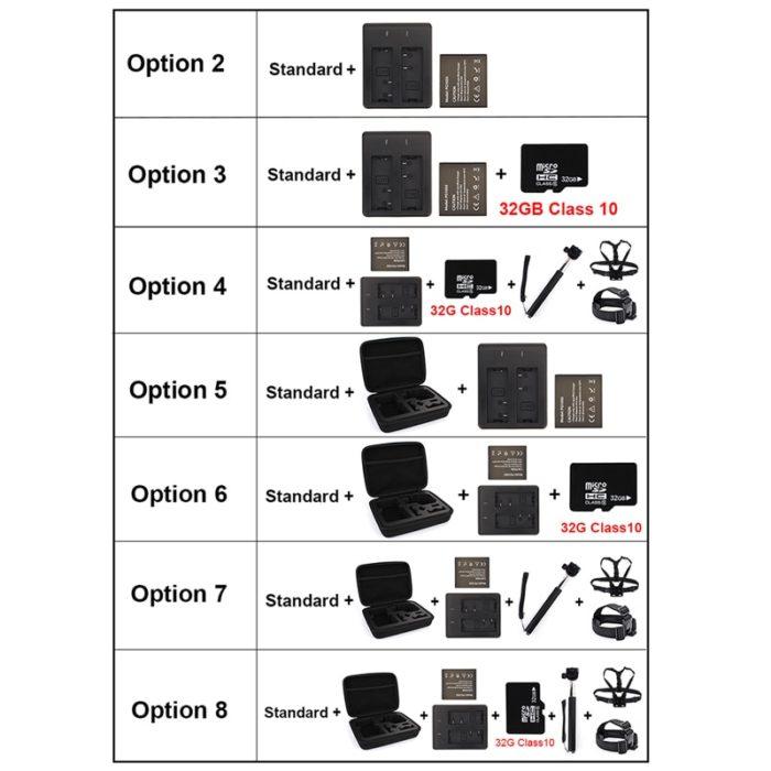 Action Cam Multipurpose Video Recorder