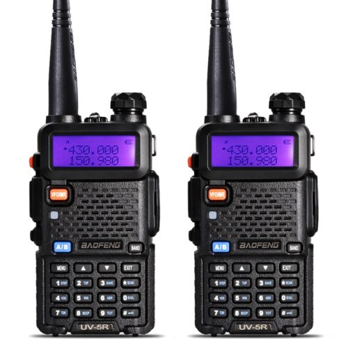 Radio Walkie Talkie Devices