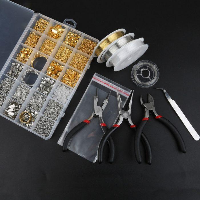 Jewelry Making Supplies DIY Kit