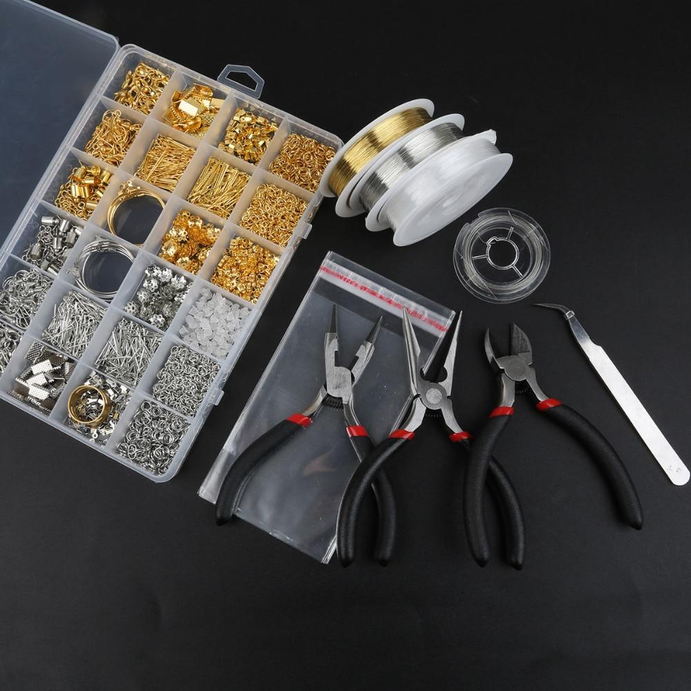 cb2d75c0f3894 Jewelry Making Supplies DIY Kit