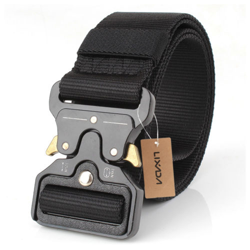 Duty Belt Tactical Waist Strap