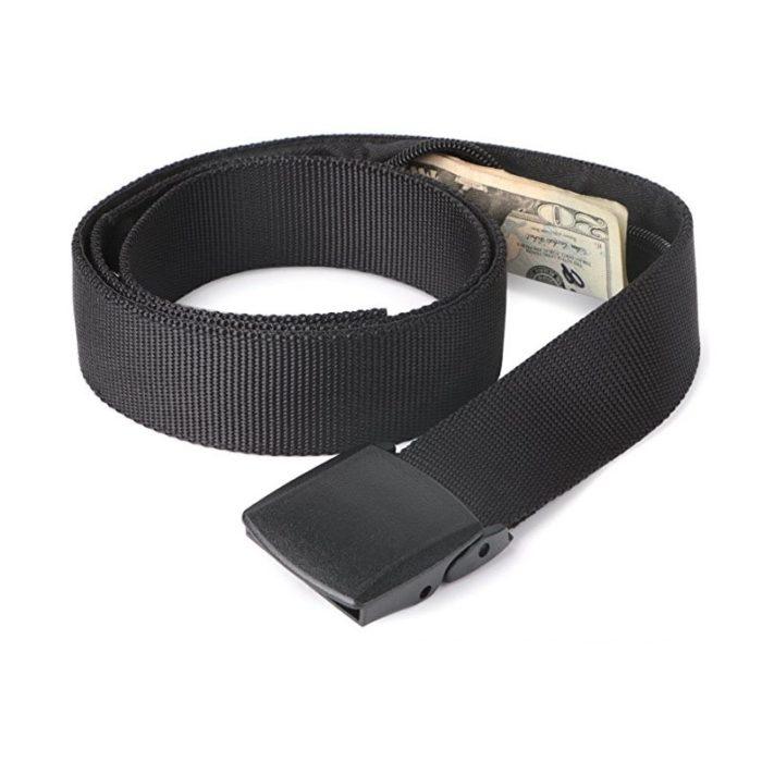 Travel Money Belt Anti-Theft Wallet