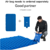 Inflatable Mattress Portable Air Bed