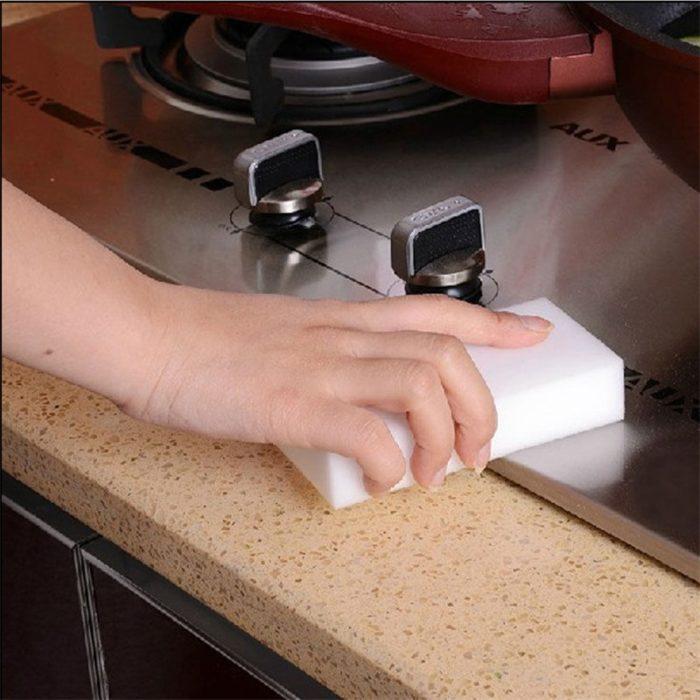 Melamine Sponge Home Kitchen Cleaning