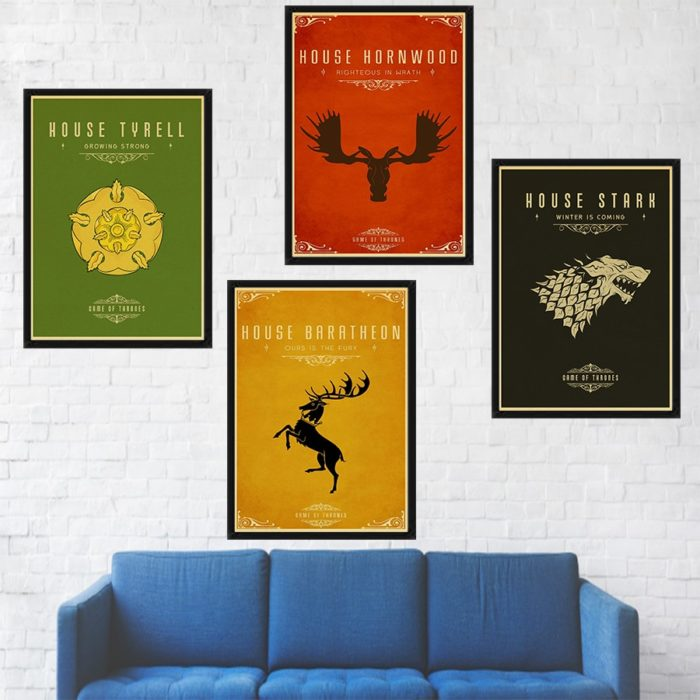 Game of Thrones Poster Collectibles