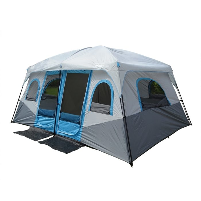 Family Tent Waterproof Camping Cabin