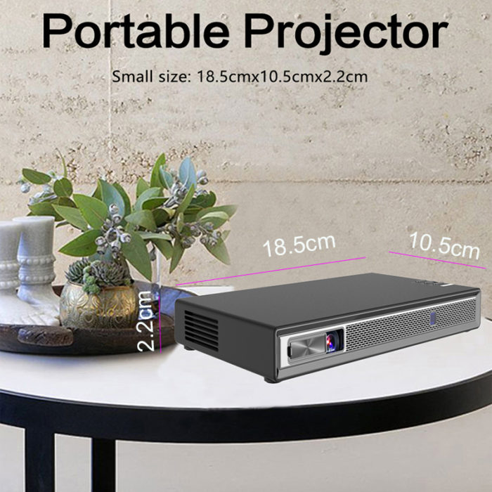 Wireless Projector Multi-Device Interconnection