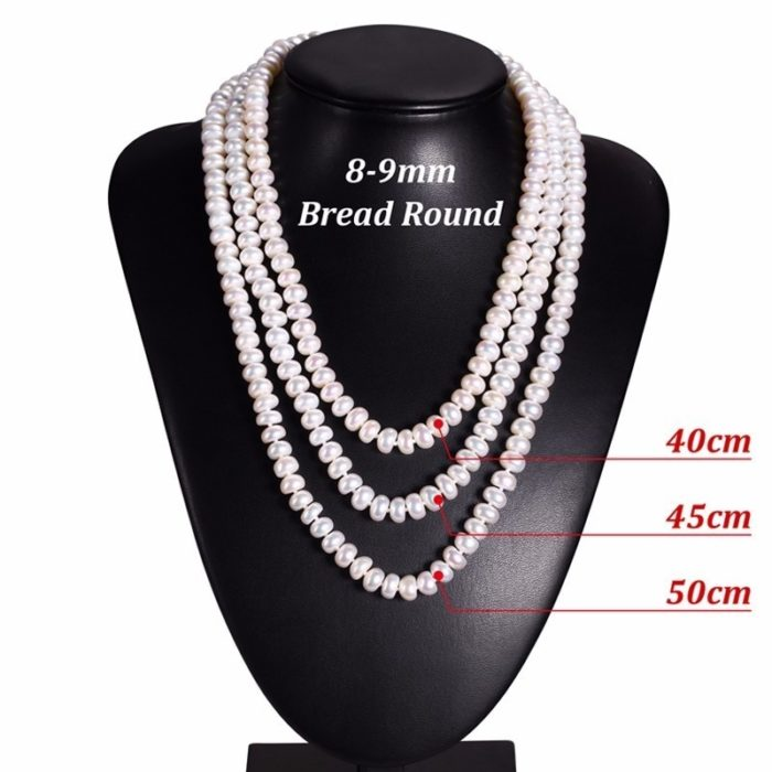 Pearl Jewellery Fashion Necklace