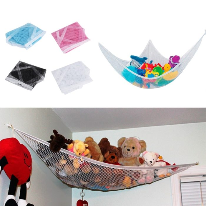 Stuffed Animal Net Toy Hammock