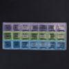 Pill Container Medicine Organizer