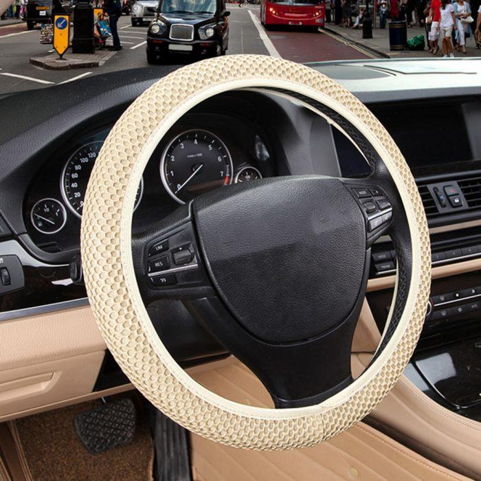 Steering Wheel Covers Anti-Slip Grip