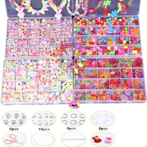 Bracelet Making Kit DIY Beads Set