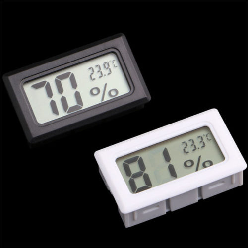 Thermo Hygrometer LCD Mini Digital