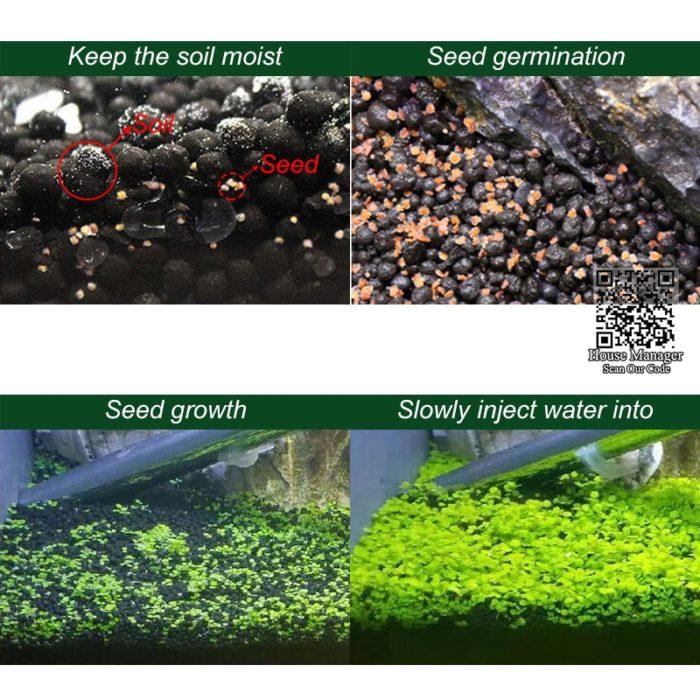 Fish Tank Plants Aquarium Supplies