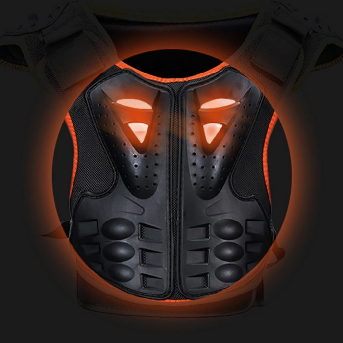 Motorcycle Armor Kids Protective Vest
