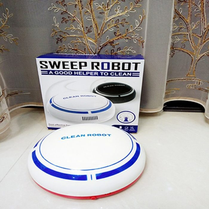 Robot Vacuum Cleaner Floor Sweeper