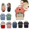 Diaper Backpack Baby Travel Bag