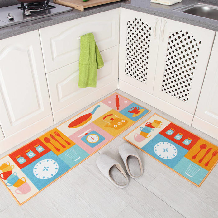 Kitchen Floor Mat Home Use