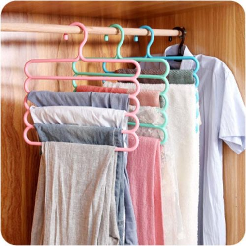 Pants Hangers Multifunction Storage
