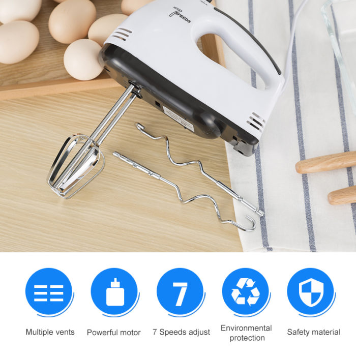 Electric Mixer Hand Whisk