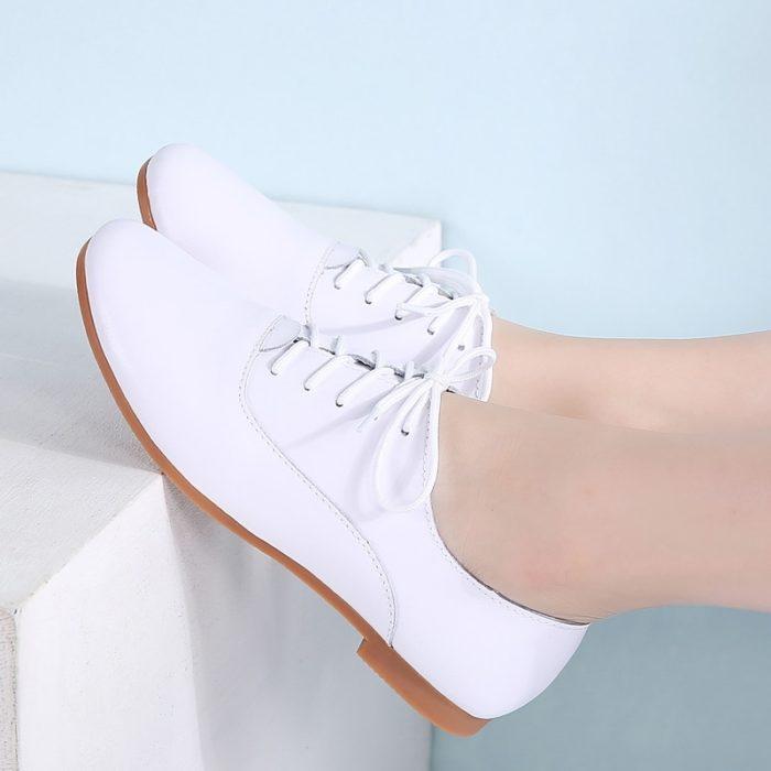 Oxford Shoes Half Boot Footwear