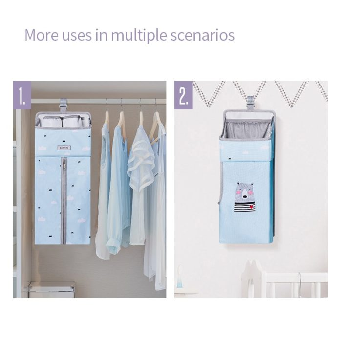 Hanging Organizer Crib Storage Bag