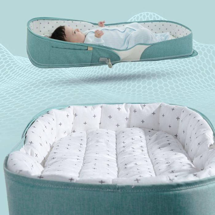 Travel Crib Portable Baby Bag