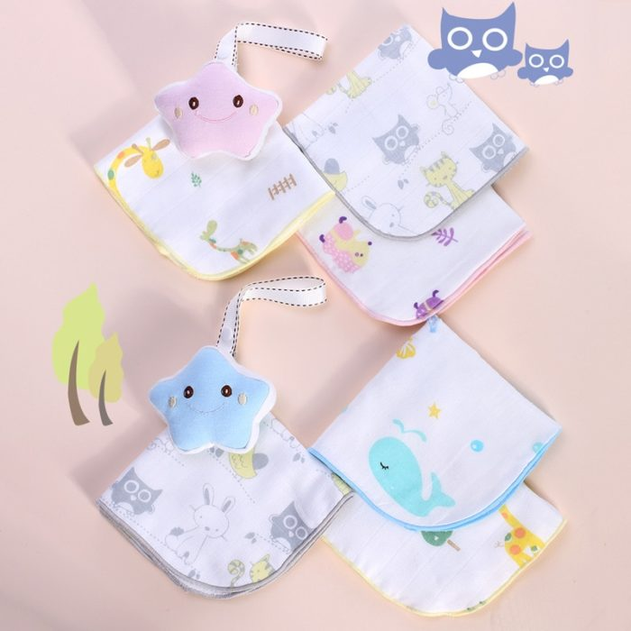 Baby Wipes Handkerchief Towel