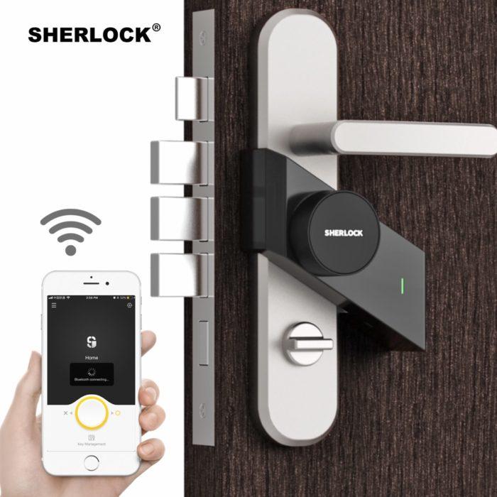 Smart Door Lock Keyless Control