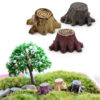 Fairy Garden Supplies Mini Tree Stump