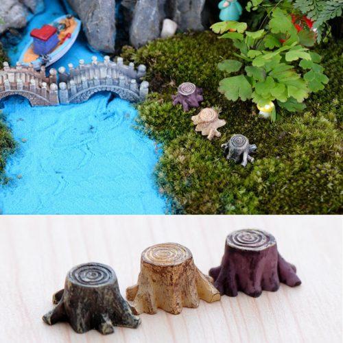 Fairy Garden Supplies Mini Tree Stump