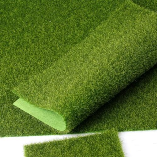 Fake Grass Artificial Lawn Moss
